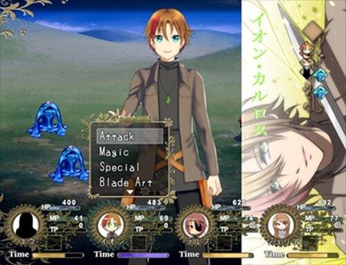 【ブラウザ用】リーフィ村へようこそ! Game Screen Shots