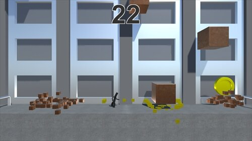 YO-KE-RO 3D Game Screen Shot1