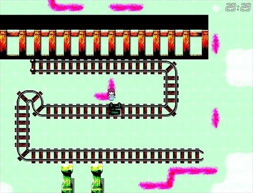 スリアと六人の勇者 Game Screen Shot1