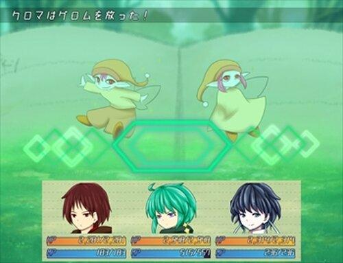 スリアと六人の勇者 Game Screen Shot3