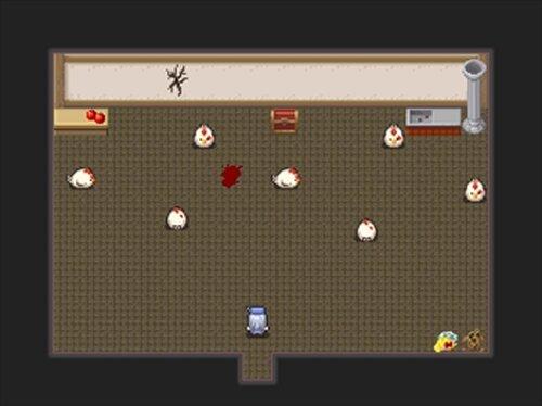 ウルファールとゾンビの館 Game Screen Shot4