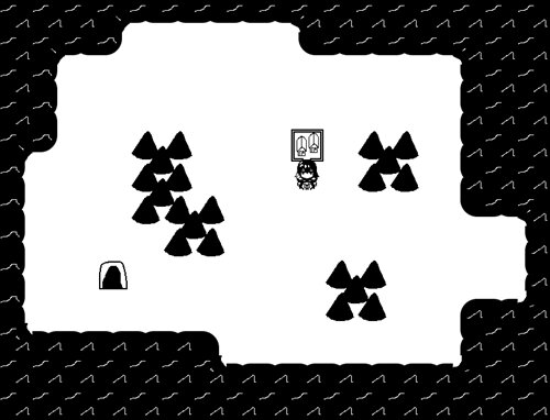 無特色RPG アジナシ Game Screen Shot1