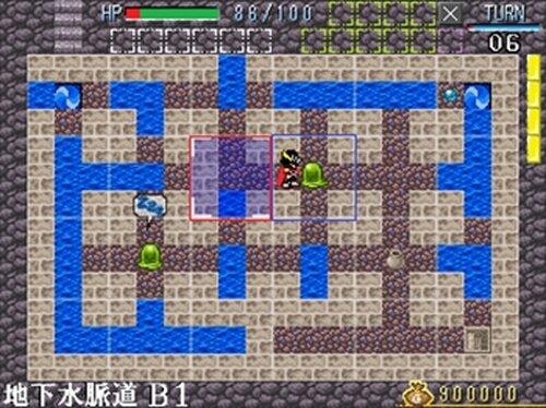 Dark Knight Rogue -HAEJIMA- Game Screen Shot3