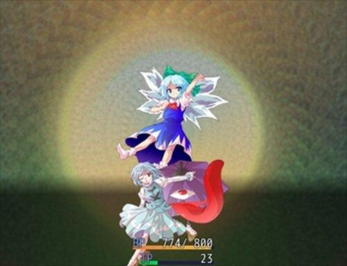 小傘最強伝説 Game Screen Shot3
