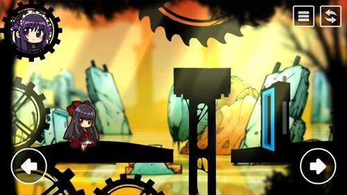 黒い森のさくらんぼα Game Screen Shot1