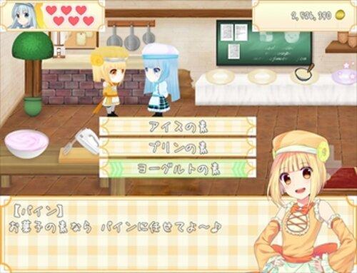 スイーツパルフェット Game Screen Shot3