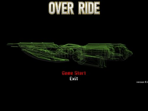 Over Ride Game Screen Shot4