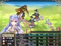 Memorial Storyのゲーム画面