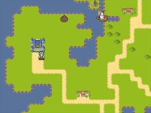 SUPER QUEST Game Screen Shots
