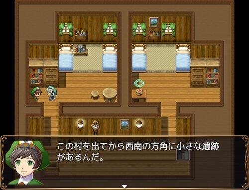 コノハと千年眠りの歌 Game Screen Shot1