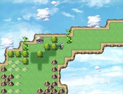 コノハと千年眠りの歌 Game Screen Shot3