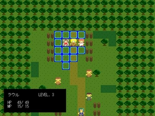 ウィンディアストーリー Game Screen Shots