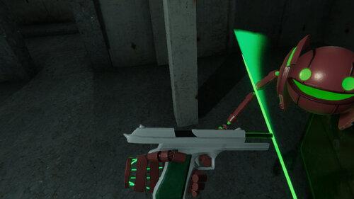ESCORT_KIRITAN Game Screen Shot5