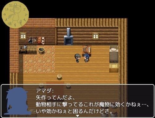 ハズレノ村防衛記 Game Screen Shot