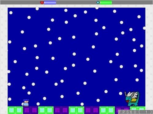 マジキチアクションクリスマスSP Game Screen Shot3