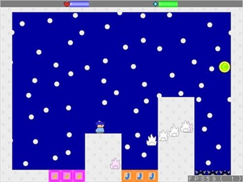 マジキチアクションクリスマスSP Game Screen Shot4