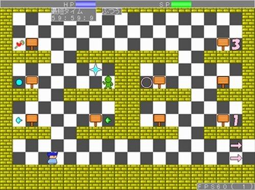 ヤシーユが格闘王への道に挑戦するようです2 Game Screen Shot3