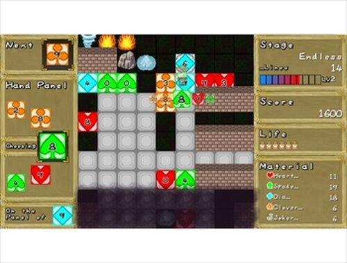 Alice&DarkMist(アリス&ダークミスト) Game Screen Shots