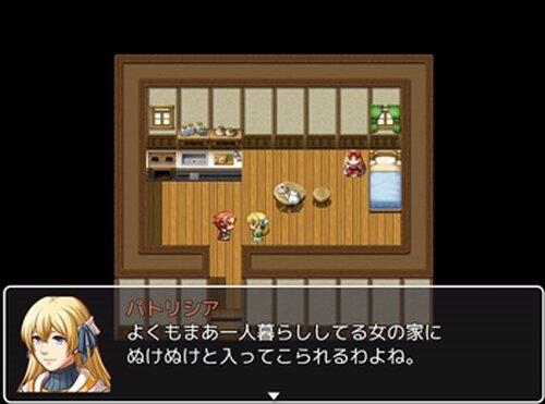 ソシャカスが金目当てに魔王倒すRPG Game Screen Shot4
