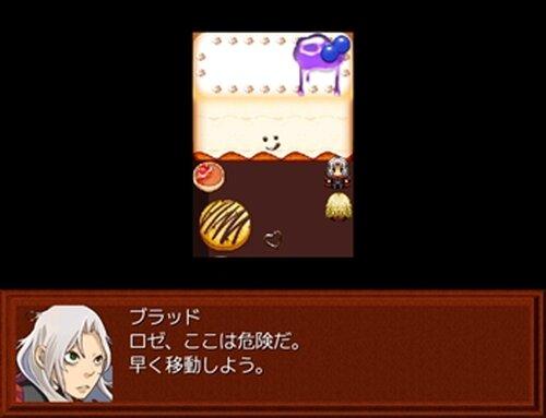ロゼの日記~ロゼとお菓子な世界~ Game Screen Shot3