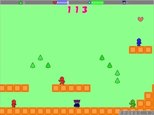 もしもYNHUADXの主人公が最強だったら Game Screen Shot3