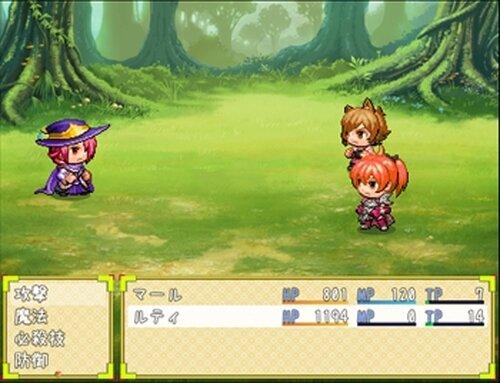VIT全振りと行く!! Game Screen Shot5