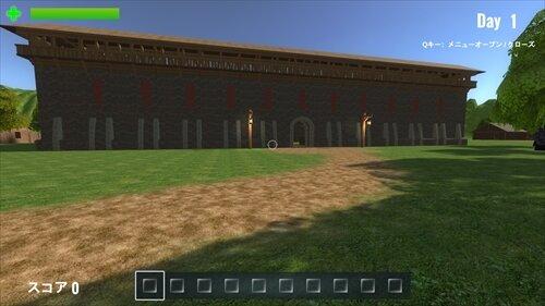 Survive Until Dawn Game Screen Shot1