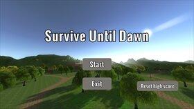 Survive Until Dawn Game Screen Shot2