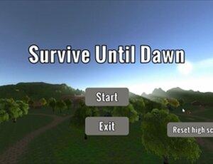 Survive Until Dawn Game Screen Shot