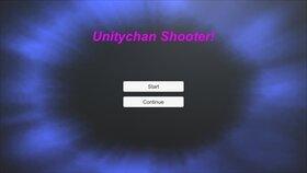 Unitychan Shooter Game Screen Shot2