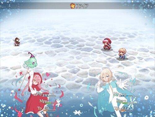 夢ウツツと幻想のトビラ(リメイクボイスver) Game Screen Shot5
