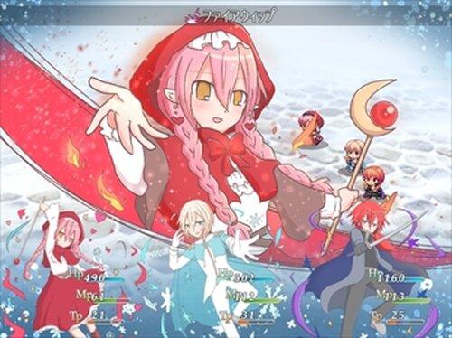 夢ウツツと幻想のトビラ(リメイクボイスver) Game Screen Shots
