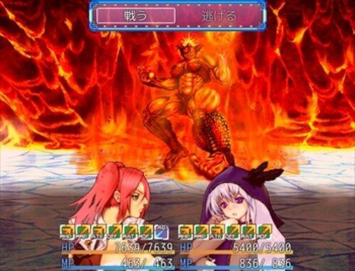Legendary LoA レジェンダリーロア~白の破壊神~(完成版) Game Screen Shot5