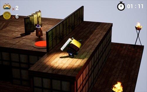 PaperNinja Game Screen Shot4