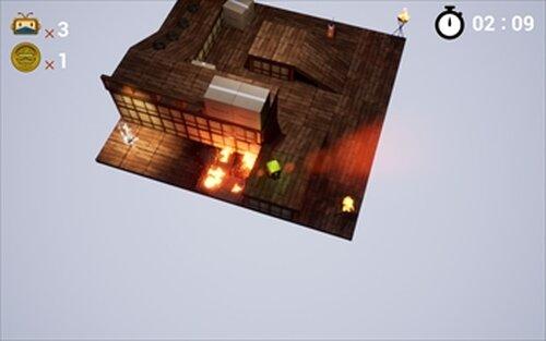 PaperNinja Game Screen Shot5