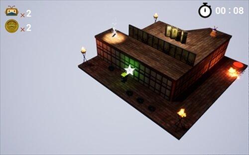 PaperNinja Game Screen Shots