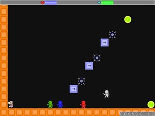 試作アクション3 Game Screen Shots