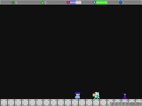 アクエディテスト Game Screen Shot3