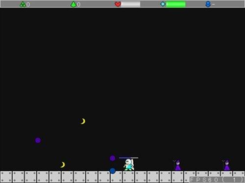 アクエディテスト Game Screen Shot4