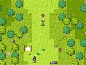 メフメフ作:タロウの大冒険 Game Screen Shot2