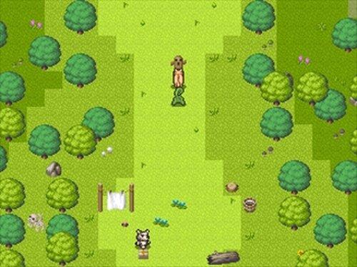 タロウの大冒険 Game Screen Shot2