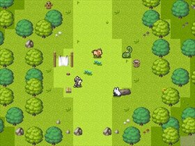メフメフ作:タロウの大冒険 Game Screen Shot4