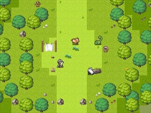 タロウの大冒険 Game Screen Shot4