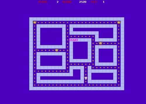 プッシーキャット Game Screen Shot1