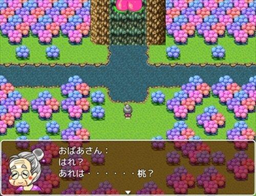 モモバガーンバガーン Game Screen Shot2