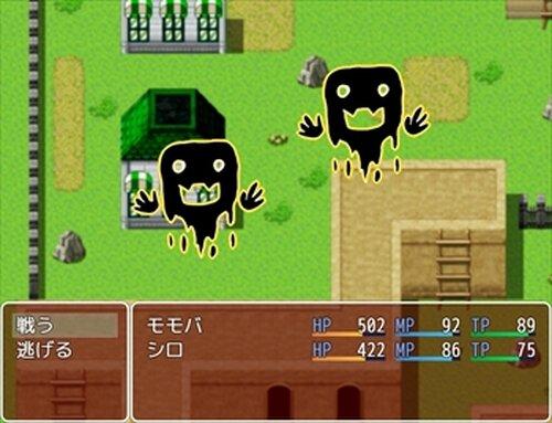 モモバガーンバガーン Game Screen Shot4
