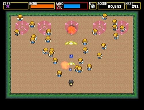 SMASH T.H. Game Screen Shot2
