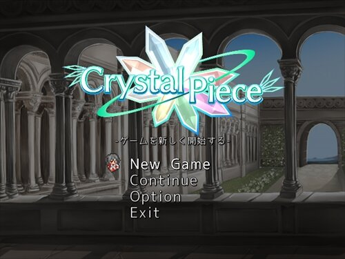 Crystal Piece Game Screen Shot1
