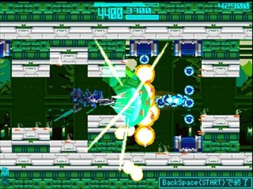 AIR RAIDER Game Screen Shot5