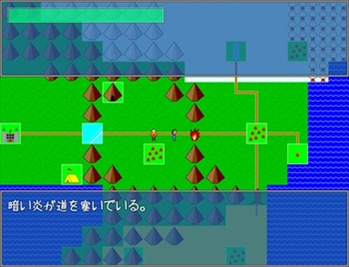 ※Re:Elementary Swords Game Screen Shot3